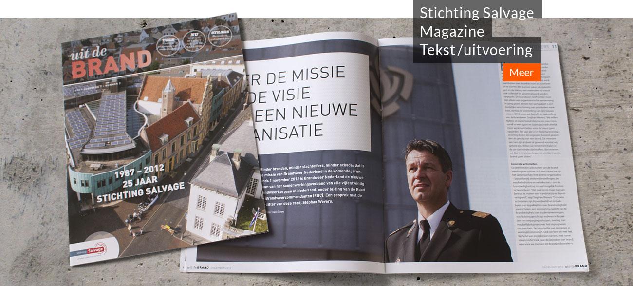 Stichting Salvage Magazine